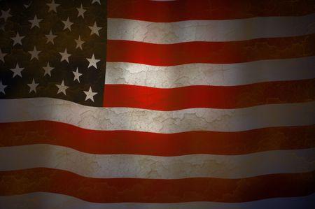 American Flag  Stock Photo - 7712761