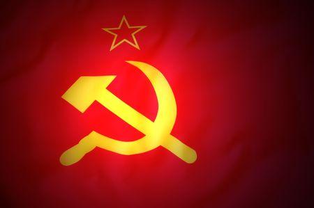 Soviet Flag  photo
