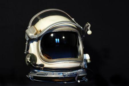 ソビエト パイロット軍ヘルメット 写真素材 - 7811077