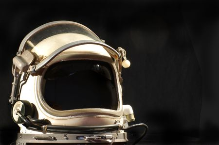 Sowjetischer pilot milit�rischer Helm
