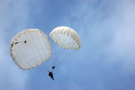 parachute photo