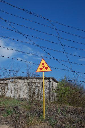 Lost city.Near Chernobyl area.Kiev region,Ukraine Stock Photo - 7906153
