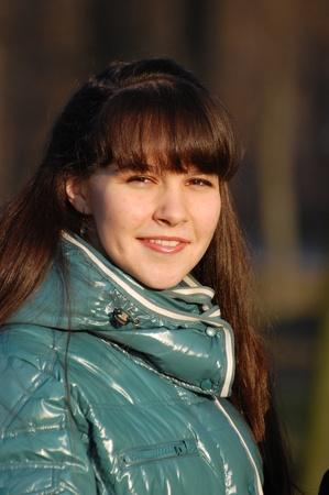 Teen girl Stock Photo - 8737279