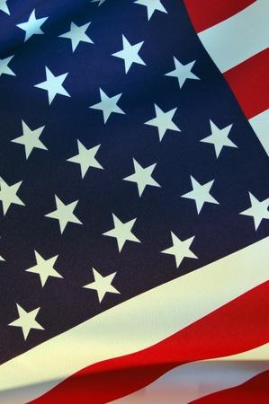 US Flag Фото со стока - 9192866