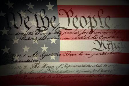 米国の旗 写真素材 - 9264697