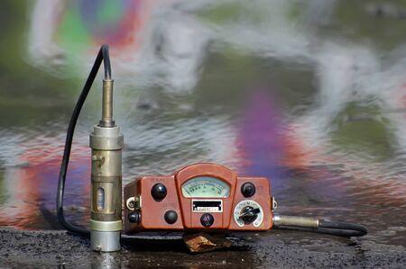 Military radiometer. Stock Photo - 9301027