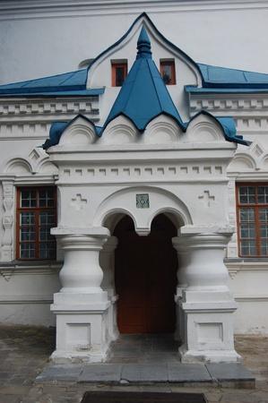 chernigow: Russian orthodox cathedral in historical Russian town of Chernigov, Ukraine. XII century