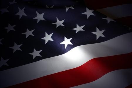 米国の旗 写真素材 - 10810964