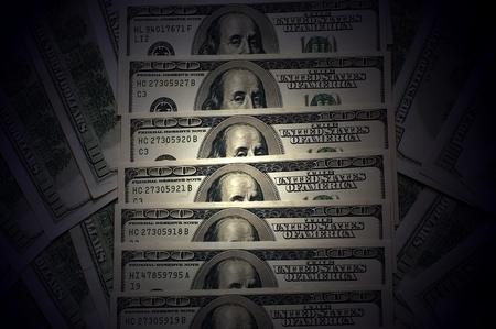 Money background Stock Photo - 11802815