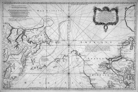 Antique Map photo