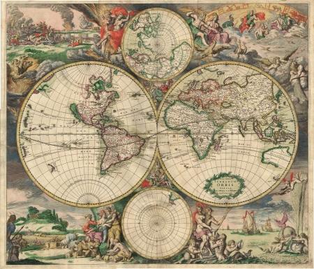 1680 世界