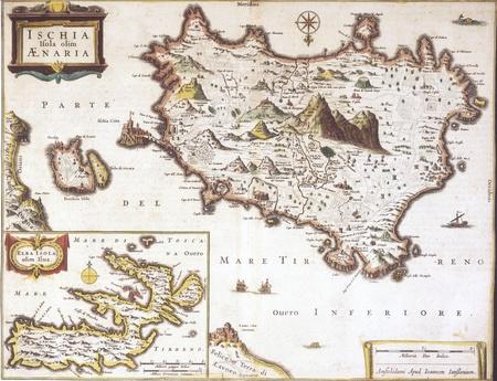 viejo mapa photo