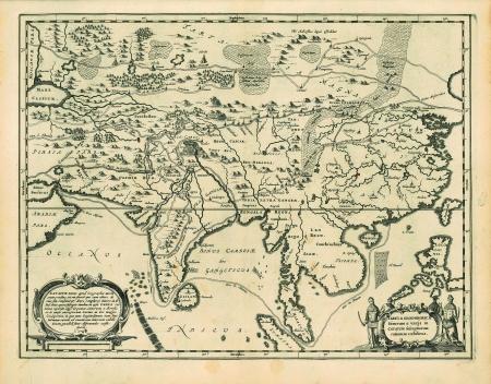 古い地図 写真素材 - 14066609