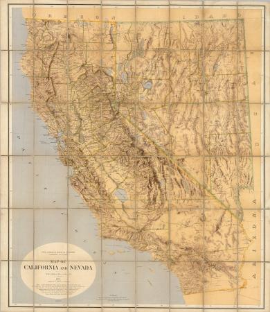 old map Фото со стока