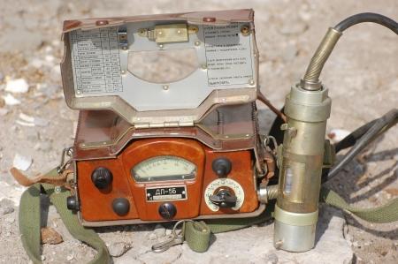 Old Soviet military radiometer ДП-5Б (DP-5b)