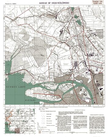 wwii: Finland WWII map