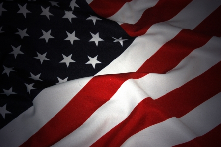 米国の旗 写真素材 - 17040744