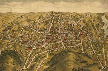 old map Stock Photo - 17144974