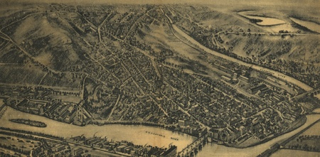 old map Stock Photo - 17144951