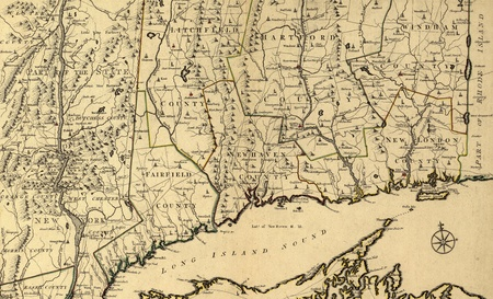 old map Stock Photo - 17227557