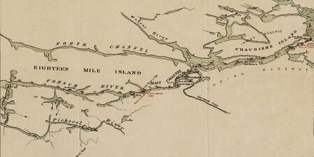 Old map 1907