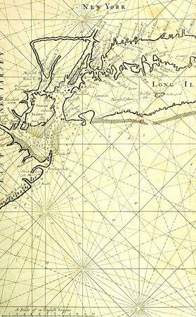 古い地図 写真素材 - 17315414