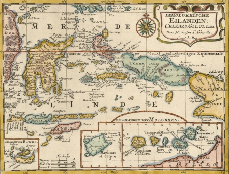 old map Stock Photo - 17523360