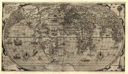 Antique Map Editoriali