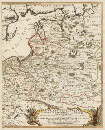 Antique Map Stock Photo - 18079884