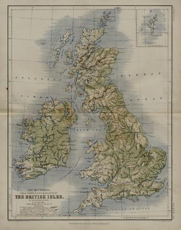 British Isles vintage