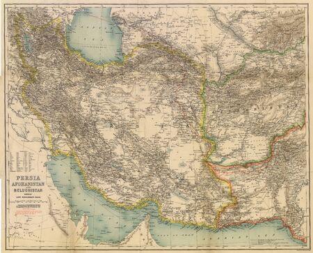 aeronautics: Middle East vintage Editorial