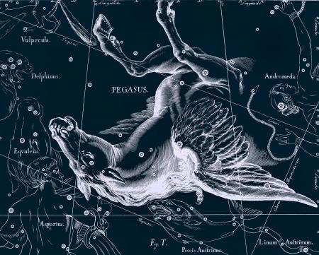 constelacion: Constellation vendimia mapa