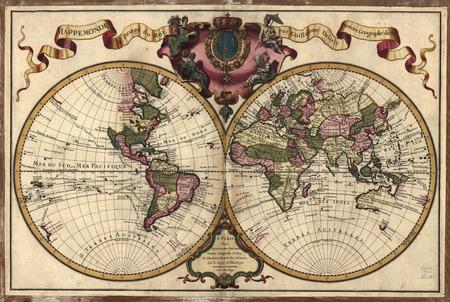 Vintage World Editorial