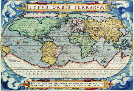 Antique Map Éditoriale