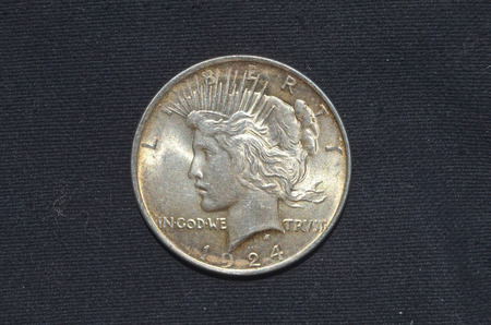 dime: American old silver