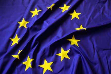 european culture: flag of European Union
