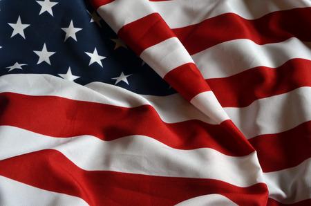 Fondo de la bandera americana Foto de archivo