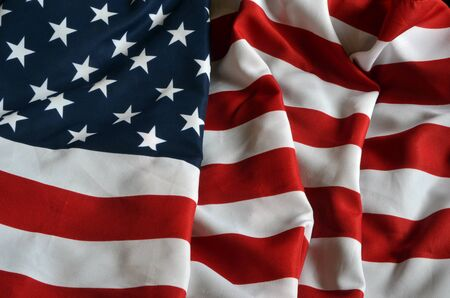 american flag background 版權商用圖片 - 91786220