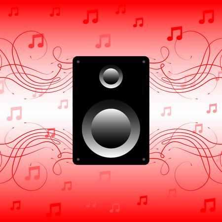white party: Speaker, sound music, acoustics speakers