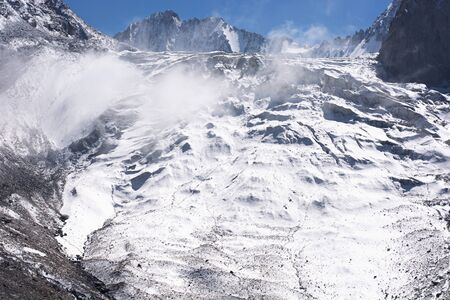 ice mountain: ice mountain