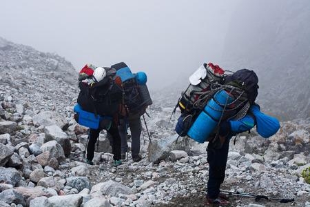 alpinist: Alpinist before ascend