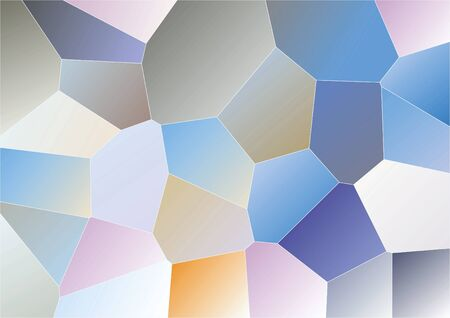 Colorful geometric pattern, triangle polygon design, vector background