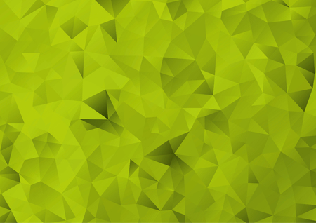 Colorful geometric pattern, triangle polygon design, vector background.