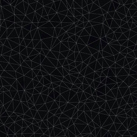 Black and white geometric pattern template design.