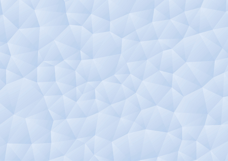 Vector - Abstract blue geometric background, vector from polygons, triangle, vector illustration, vector pattern, triangular template