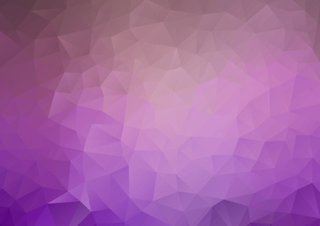 Vector - Abstract purple geometric gradient background, vector from polygons, triangle, vector illustration, vector pattern, triangular template