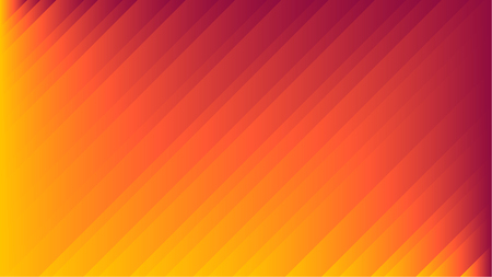Abstract pastel soft colorful lines gradient background. Red, orange and yellow composition. Trendy vector illustration. Ilustração