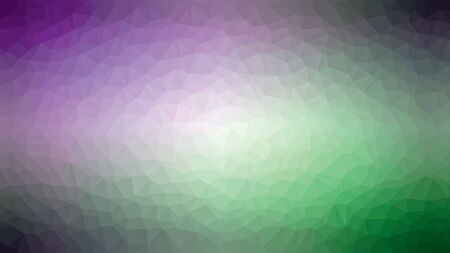 Colorful Abstract Low Poly Background. Geometric backdrop in Origami style with gradient. Textured pattern for your website. Ilustração