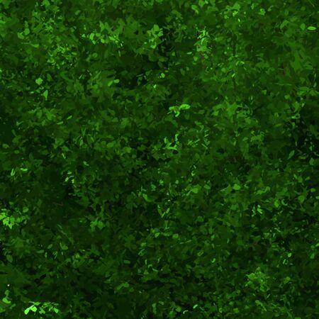 Green leaves texture. Old green vintage grunge textured illustration. Stock Illustratie
