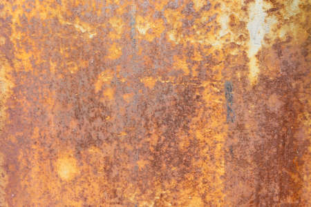 Rusty metal coating. Old surface. Archivio Fotografico